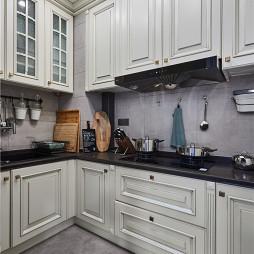 经典美式厨房设计