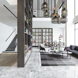 简约豪宅客厅设计