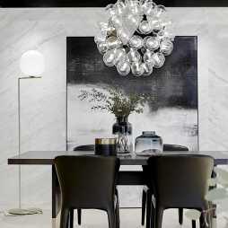 现代公寓餐厅设计