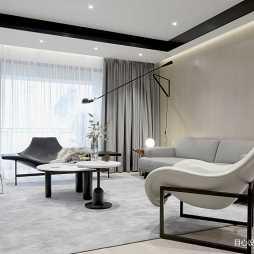现代公寓客厅设计