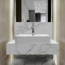 现代公寓卫浴设计