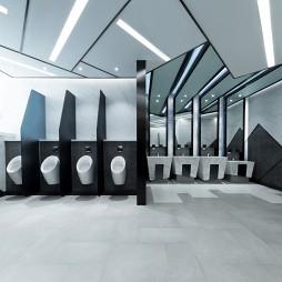 UA影院卫生间设计