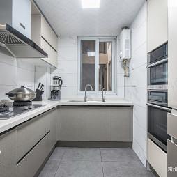 110㎡ 现代北欧厨房设计