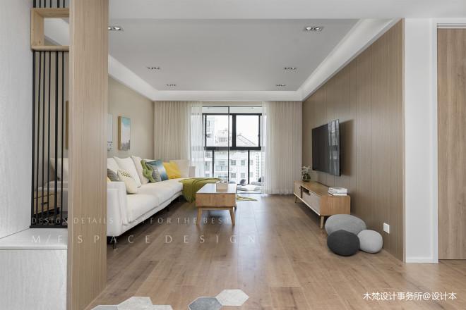 简约风四居客厅设计