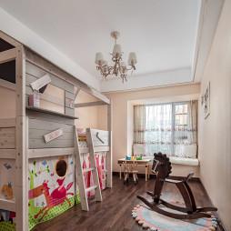 现代三室儿童房设计