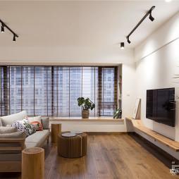日式风客厅设计