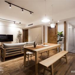 日式风餐厅设计