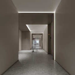 长租公寓过道设计