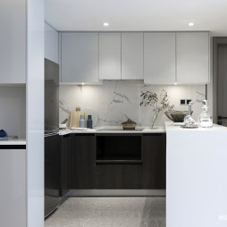 长租公寓厨房设计