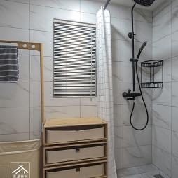 暖暖日式卫浴设计