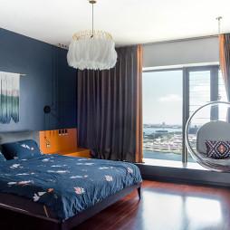 高级现代卧室设计