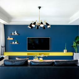 高级现代背景墙设计