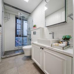 华丽美式卫浴设计