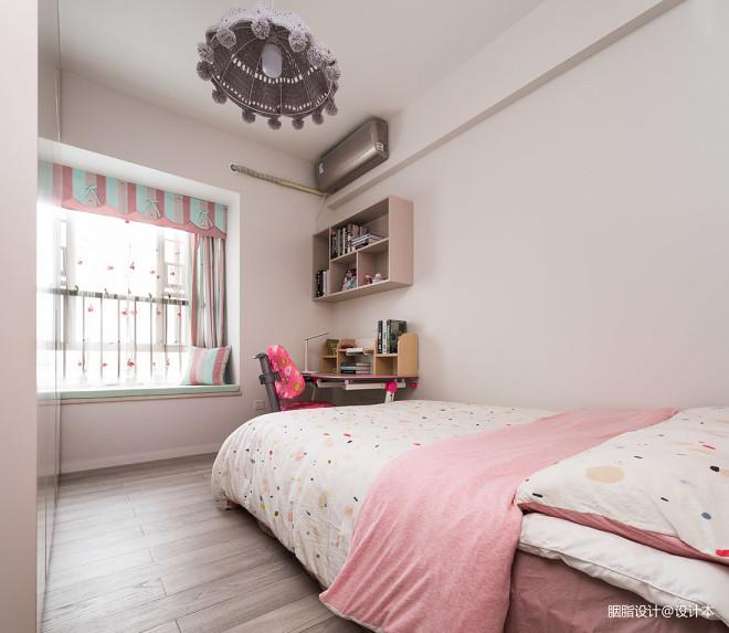 李周·宅现代儿童房设计