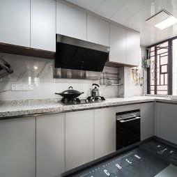 李周·宅现代厨房设计