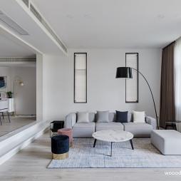 极简别墅客厅设计