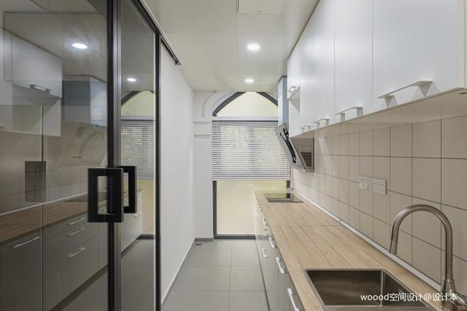 极简别墅厨房设计