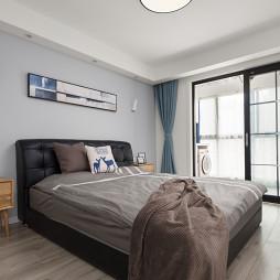 简白现代主卧室设计图片