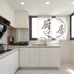 loft风小户型厨房设计图片