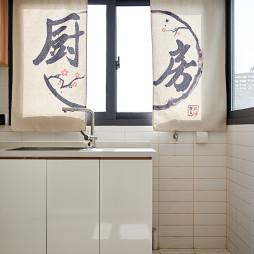 loft风小户型厨房设计