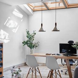 优雅法式书房设计
