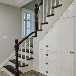 优雅法式楼梯设计