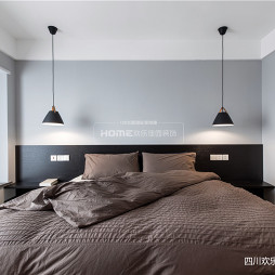 简洁简约卧室设计