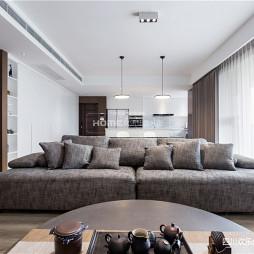 简洁简约客厅设计
