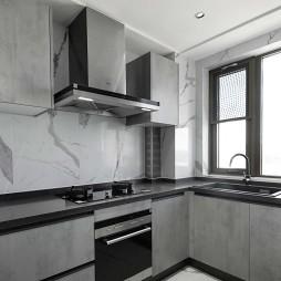 枫·度中式厨房设计