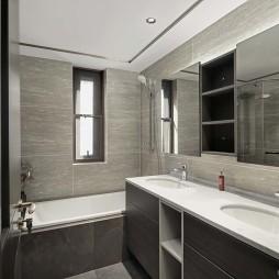 枫·度中式卫浴设计