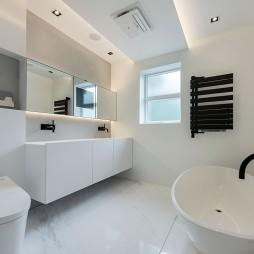 半山公寓卫浴设计图