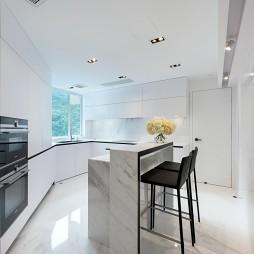 半山公寓厨房设计图