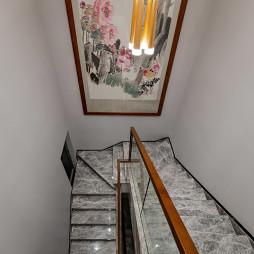优雅中式楼梯设计图