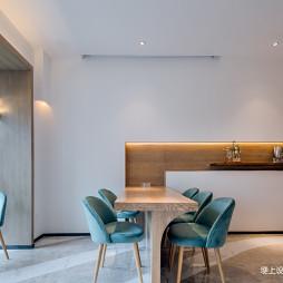 E² CAFE快餐店内部设计