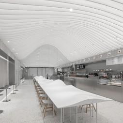 喜茶咖啡厅内部设计图