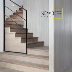 复式现代风楼梯设计
