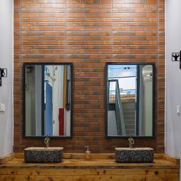 文化创意园众创空间洗手台设计