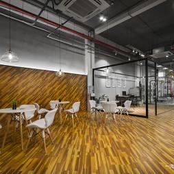 私人订制健身体工作室等待区设计