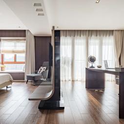 自然现代复式卧室设计