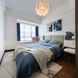 精致现代主卧室设计图
