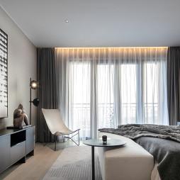卓越天元样板房卧室设计