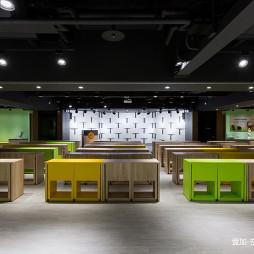 多功能会议展演厅内部设计