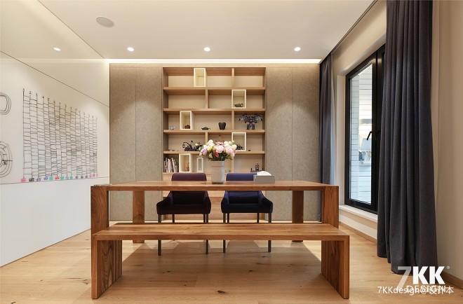 精致豪宅书房设计