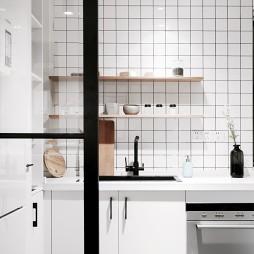 再造Space现代厨房设计