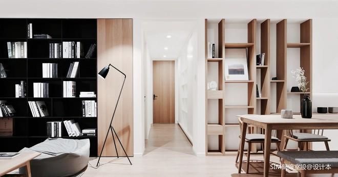 再造Space现代客厅设计图