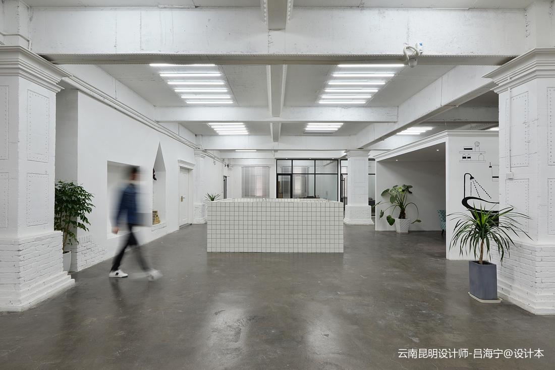 云南昆明优秀办公室设计图片