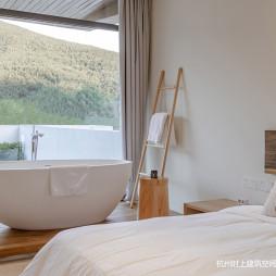 鱼缸·花田美宿酒店卧室设计