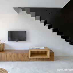 鱼缸·花田美宿酒店背景墙设计