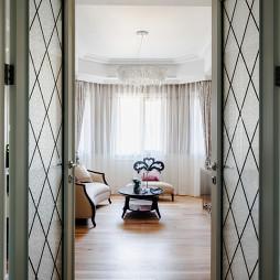 600平复式住宅休闲区设计
