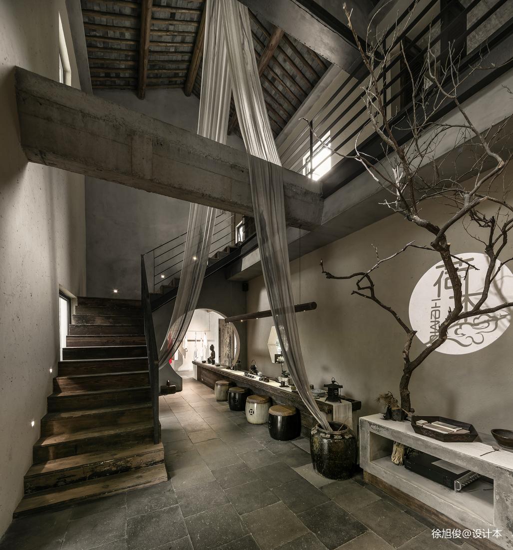 衣 静展厅内部设计图